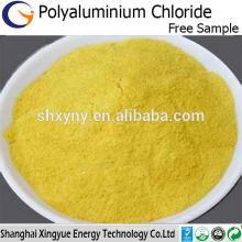 Al2O3 28% de cloreto de polialumínio industrial (PAC) em pó