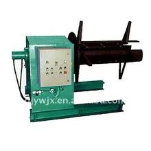 Acier coloré de Botou / Uncoiler hydraulique entièrement automatique de bobine galvanisée