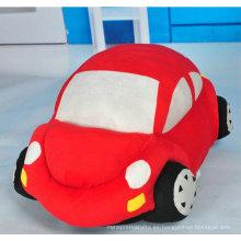 Juguetes por encargo del bebé Juguetes rellenos de peluche coche de juguete