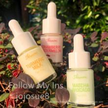 Sérum de lait pour le visage aux fruits naturels de marque privée