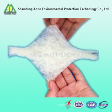 China Lieferant Wasser absorbierenden Polyester Watte / Baumwolle Watte / Filz