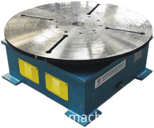Horizontrol Welding Turn Table