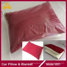 Nouveau produit voiture oreiller avec climatisation couverture