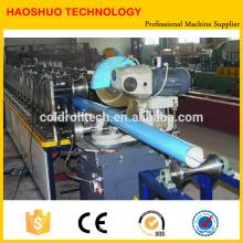 Rolo da tubulação de dreno que forma a máquina / para baixo a tubulação que faz a máquina