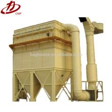 Collecteur de poussière de filtre de cartouche d'industrie de rendement élevé