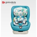 Baby car seats with grey orange cover