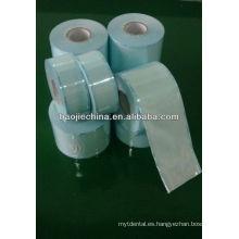 Las bolsas de papel estériles plásticas más nuevas 2013 para los accesorios médicos / dental aplican