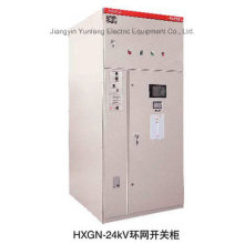 Self-Research Box-Type AC Sealed Ring Net Switchgear-Hxgn-24