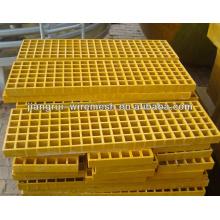 FRP литой решетки / GRP решетки / стекловолокна решетки