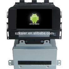 Hohe Empfindlichkeit Android 4.2 Auto im Armaturenbrett Multimeida für Opel Astra J / Buick Excelle GT mit GPS / Bluetooth / TV / 3G / WIFI