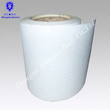 Rouleau de papier de sable enduit de haute qualité et bon marché pour décorer, lime à ongles, échec de pied, peinture
