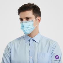 Masque jetable non tissé à 3 plis en graphène