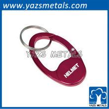 Custom Billboard mit Ring Schlüsselanhänger