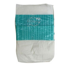Adult diaper with leak guard, elastic waist, total 250g