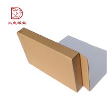 Différents types de boîte d'emballage de lingerie de porcelaine recyclable externe