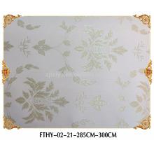 Feitex Безшовное Заволакивание стены нет-трещина текстильные обои ткани