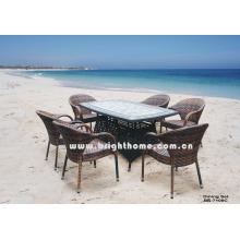 6 стульев для столовой на открытом воздухе
