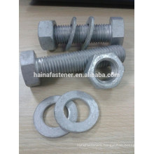 High Strength Hex Bolt 8.8 Hexagonal Hex Bolts Class 10.9
