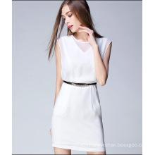 2016 New Fashion Sleeveless Women Beach Summer Dress