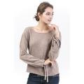 Women′s Crew Neck Pullovers
