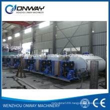 Shm Stainless Steel Cow Milking Yourget Machine Dairy Farm Machinery for Milk Cooling with Cooling System