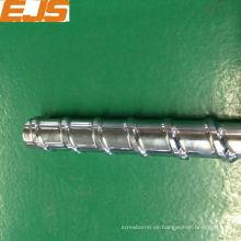 einzelne Schrauben Fässer Bimetall-Ausführung für Kunststoff verarbeitende Maschinen