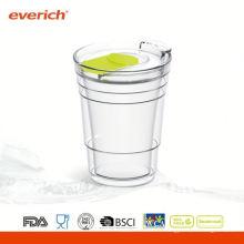 Coupe en verre à eau promotionnelle en Chine