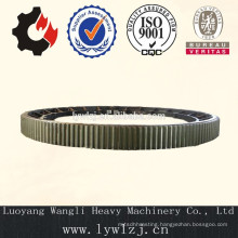 Carbon Steel Forged Mechanical Gear Rings