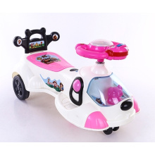 Enfants Swing Car Ride sur Balance Balançoire