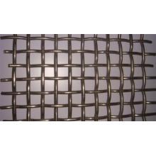 Cerca tejida de la malla de alambre / rejillas de la malla de alambre / columnas del arte