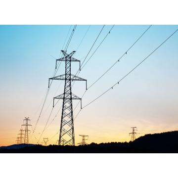 башня стальной полюс линии передачи 33kV