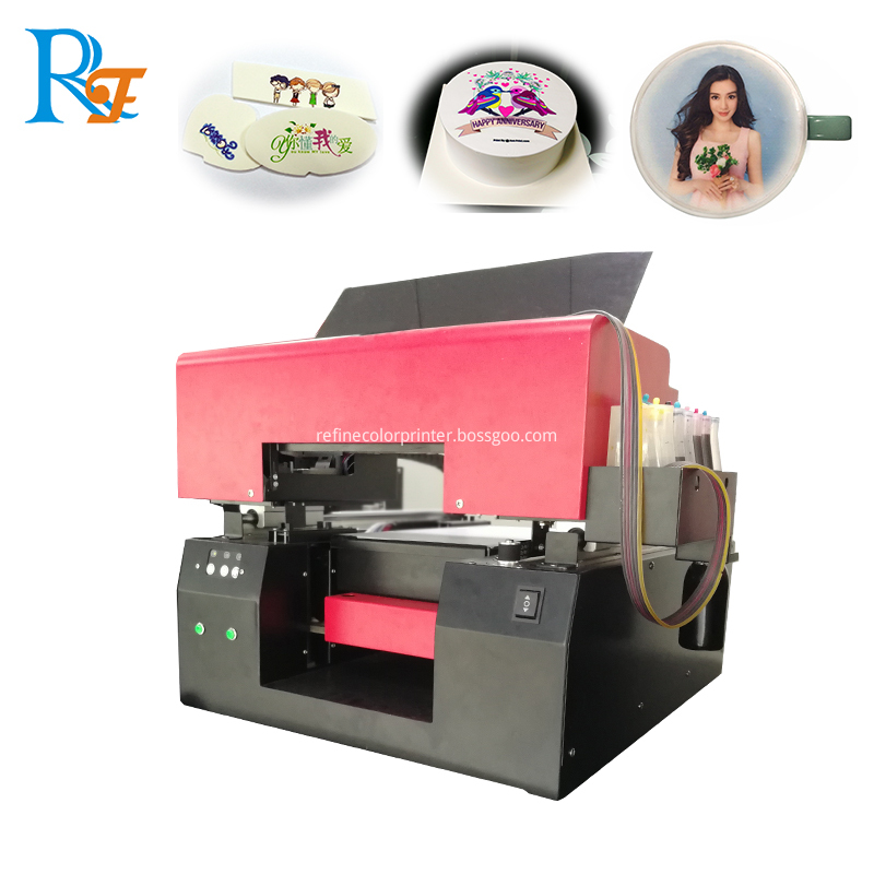 Printer For Coffee Cups