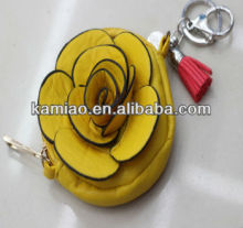 fashion flower tassels accessory bag pendant