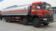 DONGFENG petroleum 8 X 4 lori