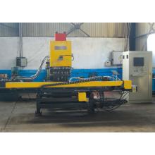 Máquina de perfuração hidráulica da placa do CNC de seis estações YBJ-6