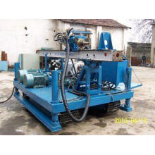 Single / Double Pipe Jet Grouting Drilling Rig For High-ris