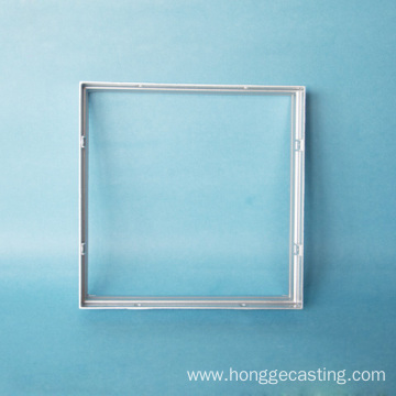 Aluminum die casting Customize Aluminum Square light Frame