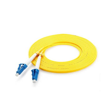 LC PC/ UPC SX Fiber Optical Patch Cord