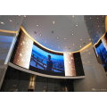 High Definition Indoor Curved LED-Anzeige