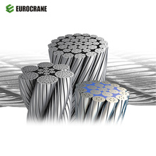 Crane Wire Rope, Made of High-toughness Steel Wires