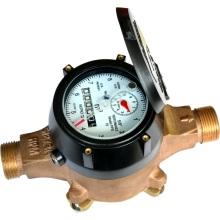 AWWA / US / American Durchflussmesser, Wasserzähler (PPD)