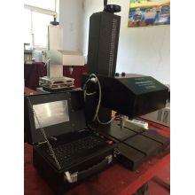 Máquina de marcação pneumática rotativa CNC de mesa