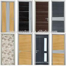 Latest Melamine Door High Quality PVC Door Hot sale PVC Door