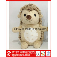 China Manufacter de Plush Soft Gift Hedgepig Toy