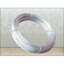 electro and hot dipped galvanized iron wire manufacturer