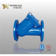 Y-Typ Wasserfilter (GL41-10 / 16)