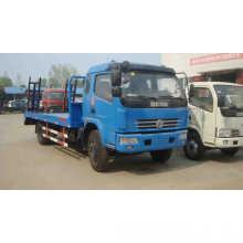 Dongfeng 4 * 2 caminhão plataforma carregando 6700kg