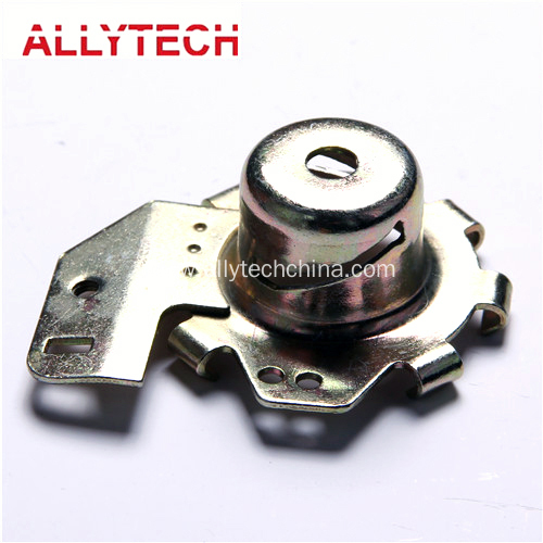 High Quality Copper Stamping Machinery Parts