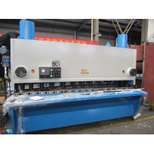 (QC11K-20X3200) Máquina de corte CNC, máquina de corte de chapa de aço hidráulico