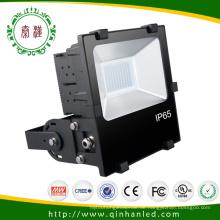 Ce / RoHS genehmigen Flut-Licht IP65 100W LED im Freien (QH-FLXH-100W) 5 Jahre Garantie